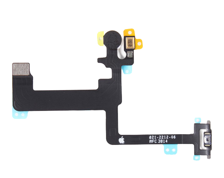 remplacement bouton power iPhone 6